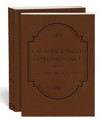 Layman's Bible Reference Desk Set, Knight, George W.; Ray, Rayburn W.