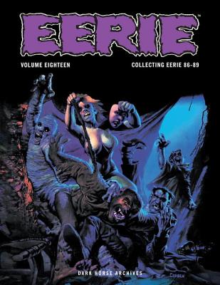 Image for EERIE ARCHIVES VOLUME 18