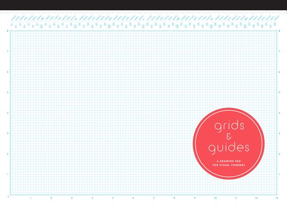 Image for Grids & Guides Drawing Pad