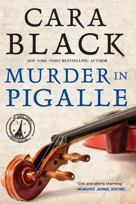 Image for Murder in Pigalle