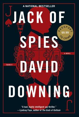 Image for Jack of Spies (A Jack McColl Novel)