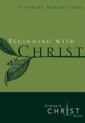 Image for Beginning with Christ