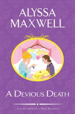 Image for A Devious Death (A Lady and Lady's Maid Mystery)