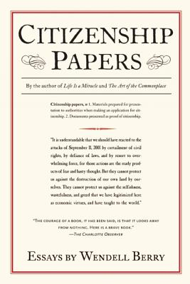 Image for Citizenship Papers: Essays