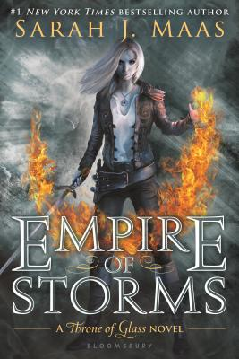 Image for Empire of Storms (Throne of Glass)