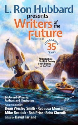 Image for L. RON HUBBARD PRESENTS WRITERS OF THE FUTURE VOLUME 35
