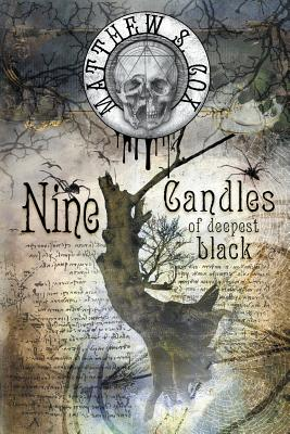 Image for Nine Candles of Deepest Black