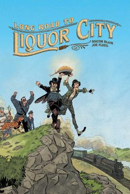 Image for LONG ROAD TO LIQUOR CITY