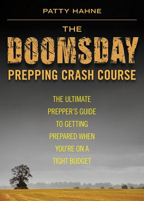 Books Doomsday Prepping Crash Course Book, Brown, Hahne, Patty
