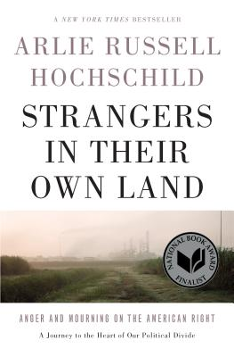Image for Strangers in Their Own Land: Anger and Mourning on the American Right