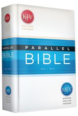 Image for KJV/MEV Parallel Bible: King James Version / Modern English Version