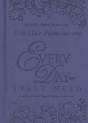 Image for SpiritLed Promises for Every Day and Every Need: Insights from Scripture