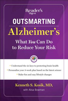 Image for Outsmarting Alzheimer's: More Than 75 Foods, Exercises, Puzzles, and Tips to Keep Your Minds Sharp, Improve Your Memory, and Prevent Dementia