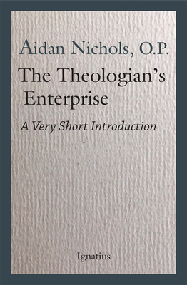 Image for The Theologian's Enterprise: A Very Short Introduction