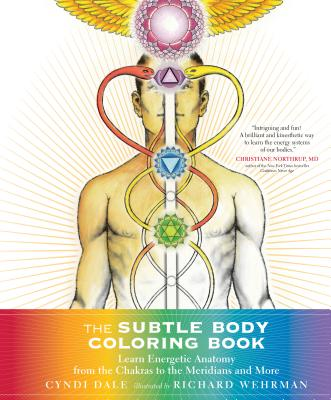 Image for The Subtle Body Coloring Book