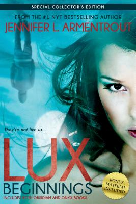 Image for Lux: Beginnings (Obsidian & Onyx) (A Lux Novel)