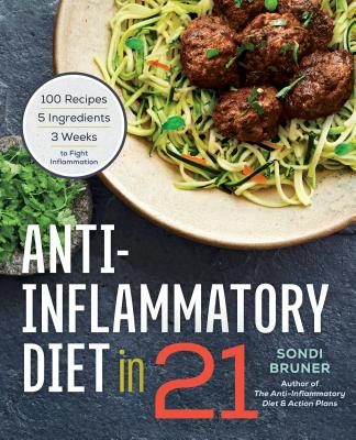 Image for Anti-Inflammatory Diet In 21
