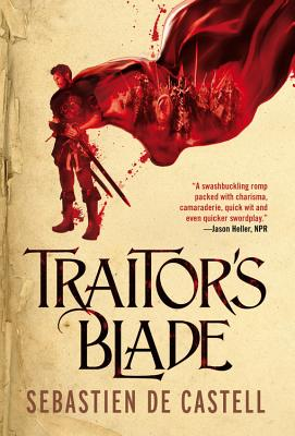 Image for TRAITOR'S BLADE GREATCOATS #1