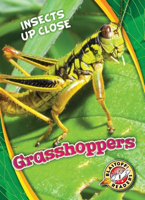 Grasshoppers (Blastoff! Readers, Level 1: Insects Up Close), Patrick Perish