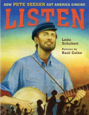Image for Listen: How Pete Seeger Got America Singing