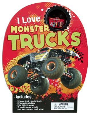 Image for I Love Monster Trucks