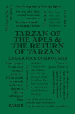 Tarzan of the Apes & The Return of Tarzan (Word Cloud Classics), Edgar Rice Burroughs