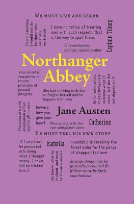 Northanger Abbey (Word Cloud Classics), Jane Austen