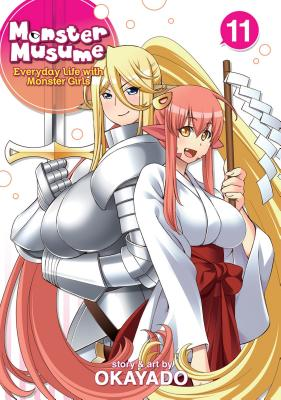 Image for Monster Musume Vol. 11