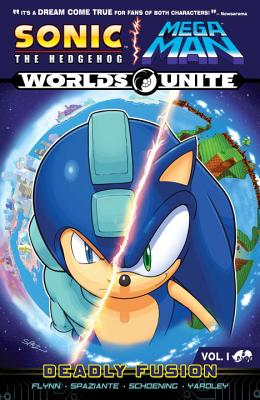 Image for Sonic / Mega Man: Worlds Unite 1: Deadly Fusion