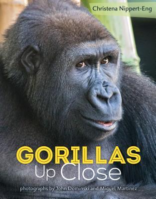Gorillas Up Close, Nippert-Eng, Christena