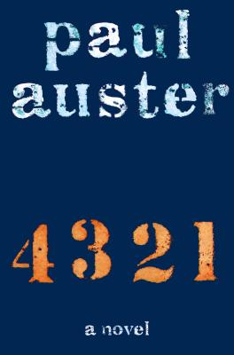 Image for 4 3 2 1: A Novel