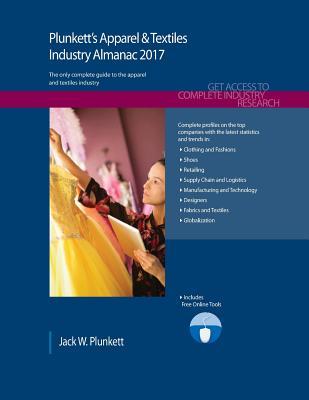 Image for Plunkett's Apparel & Textiles Industry Almanac 2017