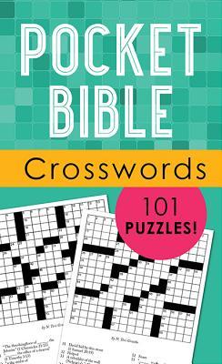Image for Pocket Bible Crosswords: 101 Puzzles! (Inspirational Book Bargains)