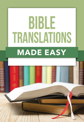 Image for Bible Translations Made Easy