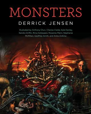 Monsters (Flashpoint Press), Jensen, Derrick