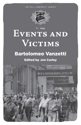 Image for Events and Victims (PM Pamphlet)