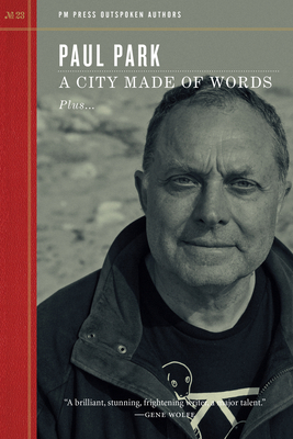 Image for A City Made of Words (Outspoken Authors)