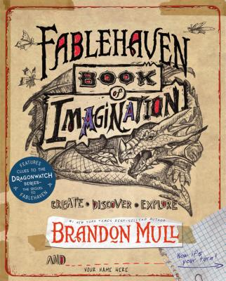 Image for Fablehaven Book of Imagination
