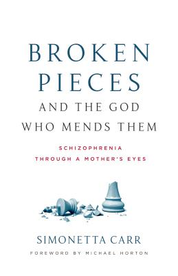 Image for Broken Pieces and the God Who Mends Them: Schizophrenia through a Mother's Eyes
