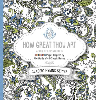 Image for How Great Thou Art Adult Coloring