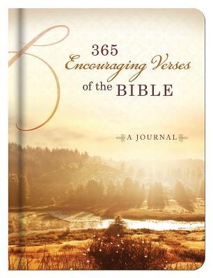 Image for 365 Encouraging Verses of the Bible Journal