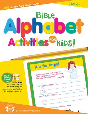 Image for Bible Alphabet Activities Book (Im Learning the Bible Activity Book)