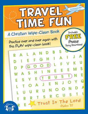 Image for Travel Time Fun: A Christian Wipe-Clean Workbook