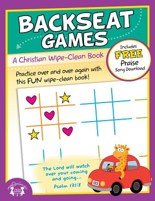 Image for Backseat Games Christian Wipe-Clean Workbook (Lets Do It Again! Workbooks)