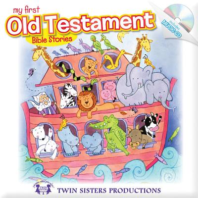 Image for My First Old Testament Padded Board Book & CD (Let's Share a Story)