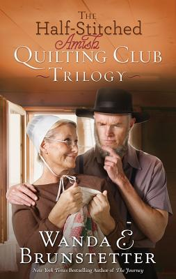 Image for Half Stitched Amish Quilting Club Trilogy