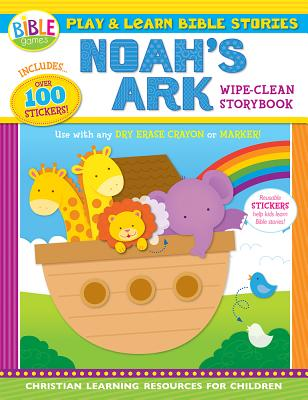 Image for Play & Learn Bible Stories: Noah's Ark