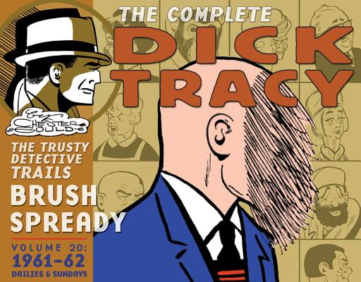 Image for Complete Chester Gould's Dick Tracy Volume 20