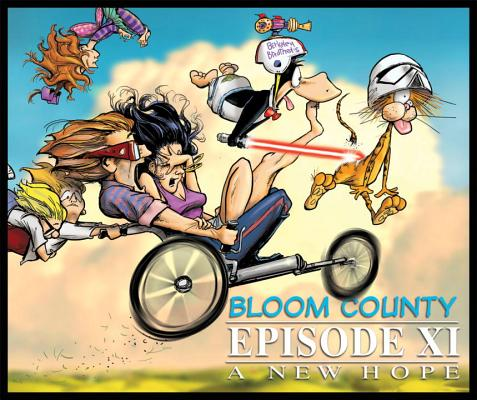 Image for BLOOM COUNTY EPISODE XI: A NEW HOPE