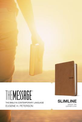Image for The Message Slimline edition Imitation Leather